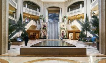The Atrium, The Palazzo