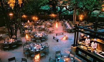 Open-air Lapa Restaurant