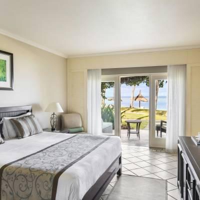 Beach Front Villa at Sugar Beach in Mauritius