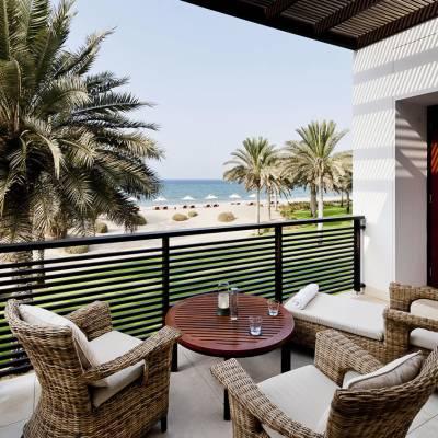 Club Suite Balcony