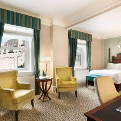 Fairmont Chateau Laurier, Deluxe, Double, Room