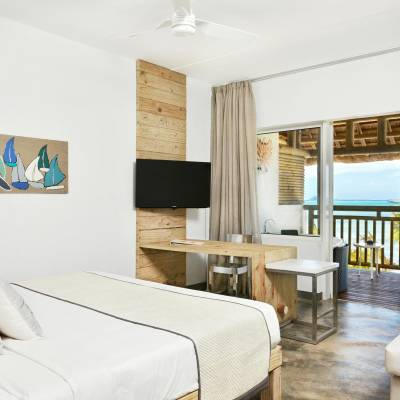 Privilege junior suite beachfront