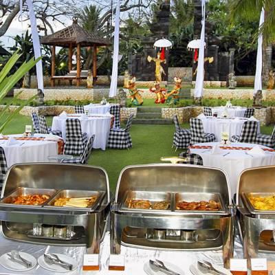 Indonesian Theme Dinner