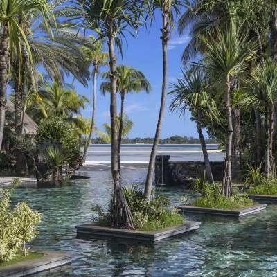 Frangipani swimming pool
