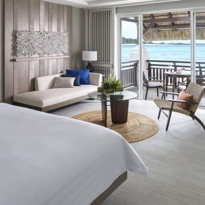 Hibiscus Deluxe Room Ocean View