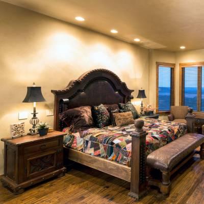 Heron Bend guest room