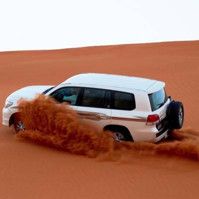 Jeep Safari, Ras Al Khaimah