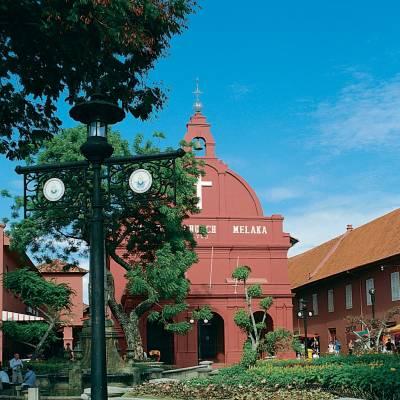 Old Dutch Fortress Malacca