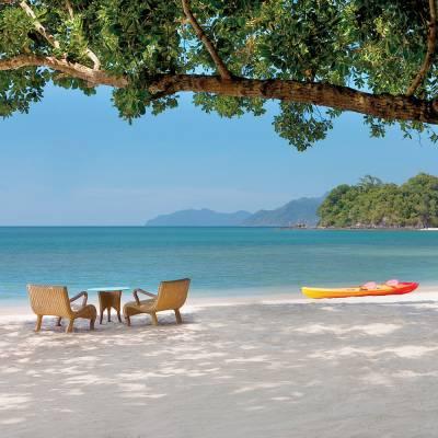 Beach at The Andaman Langkawi