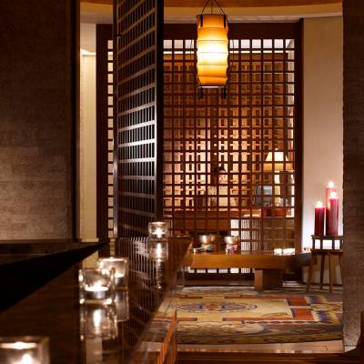 Shangri La Bangkok Chi the spa