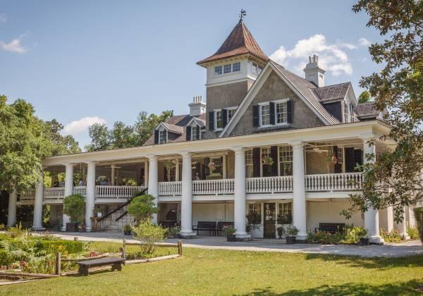 Magnolia Plantation, Charleston
