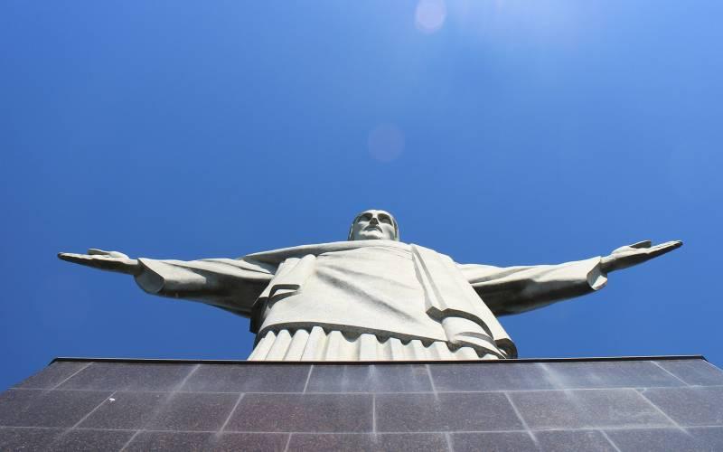 Christ the Redeemer statue Brazil Sept