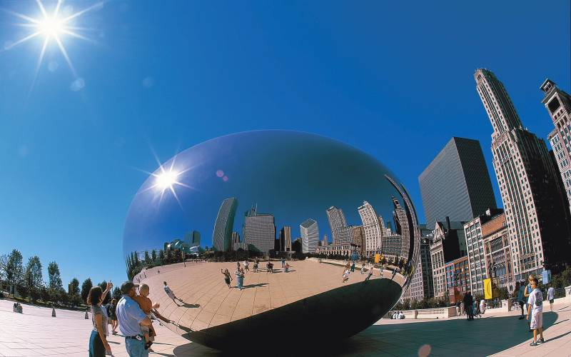 The Bean Chicago
