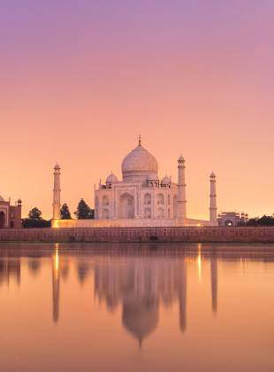 Enchanting Travels India Tours Taj Mahal in Agra