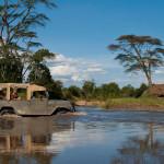 Safaritour in Ol Pejeta Bush Camp in Laikipia - Community Reserve, Kenia