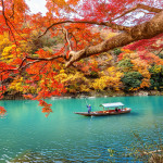 Kyoto fall colors at its best