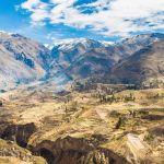Wandererparadies Colca Canyon in Peru