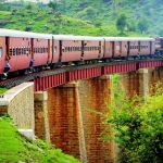 Enchanting Travels Copyright North India Tours Train ride - Deogarh