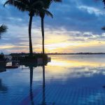 Enchanting Travels India Tours Cochin Hotels Taj Malabar Resort & Spa _Celsius - The Pool