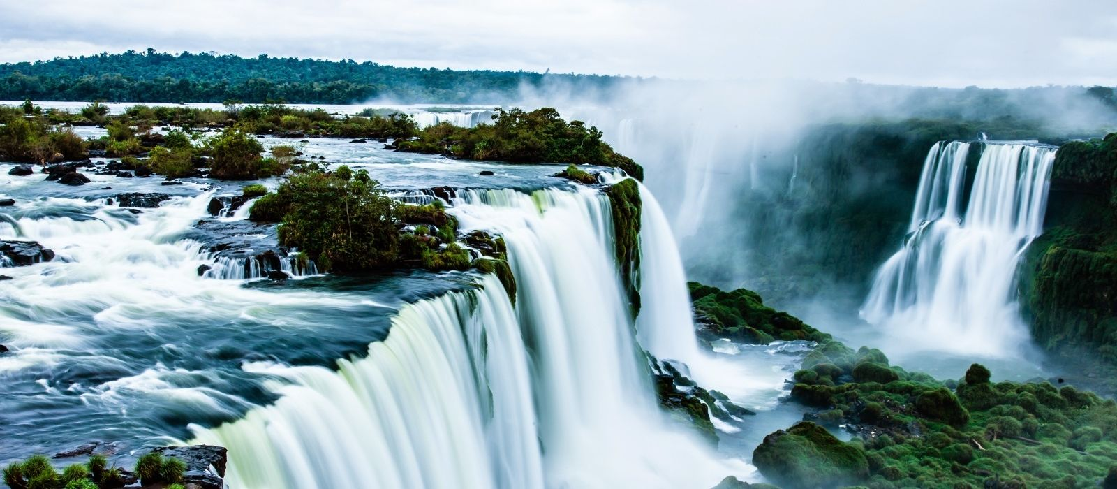 Iguaz falls the world s largest waterfalls enchanting for World popular images