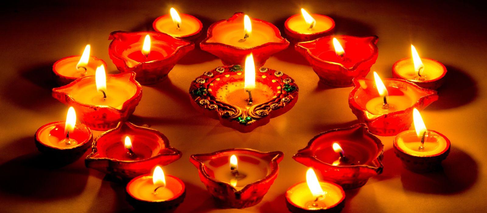 High Resolution Diwali Wallpapers: Indien Festivals: Diwali, Fest Der Lichter