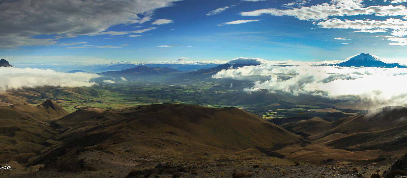 Der Vulkan Cotopaxi in Ecuador: Fabian Franke | Enchanting Travels