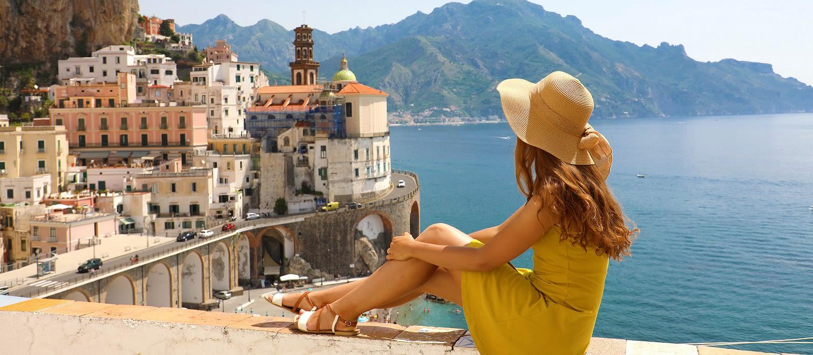 Best time to visit Italy - Amalfi Coast