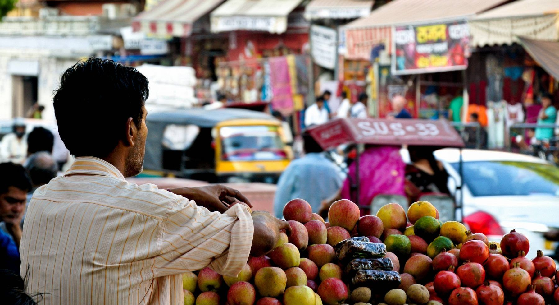 Unternehmen Sie auf Gourmetreisen eine Street Food Tour