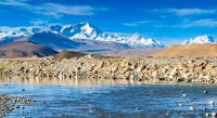 Enchanting Travels Tibet Tours Tibet Travel Mount Everest under sunlight