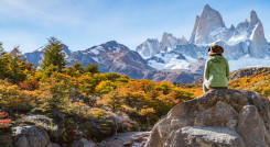 Fitz Roy Patagonia South America - themed vacation packages