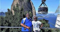 Enchanting Travels Guests traveled to Argentina, Brazil - James Weeks