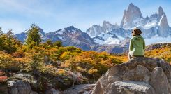 Fitz Roy Patagonia South America - Travel themes