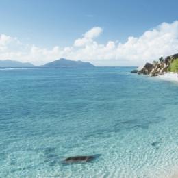 Visit Source d'Argent, La Digue Island, Seychelles, on your summer trip