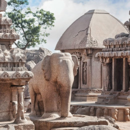 Enchanting Travels South India Tours Mamallapuram Temple