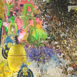 Carnival Rio, Festivals in South America
