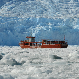Cruise in Chile: A Glacial Adventure