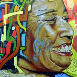 Graffiti, Colombia, South America