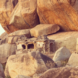 Enchanting Travels India Tours South India Hampi rocks- Things to do in South India