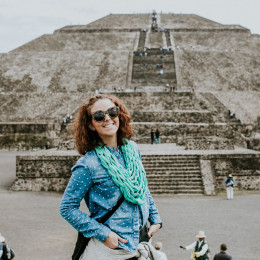 Enchanting Travels Mexico Tours Teotihuacan in Mexico.
