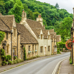Enchanting Travels UK & Ireland Tours Village of Castle Combe