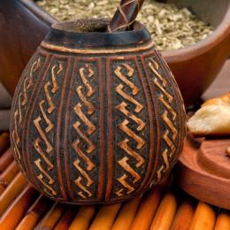 Yerba mate - cuisine of Uruguay