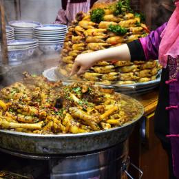 Xi'an - Cuisine in China