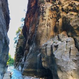 Griechenland Sehenswürdigkeiten: Samaria Schlucht, Kreta