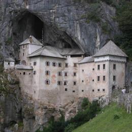 Predjama Burg, Slowenien