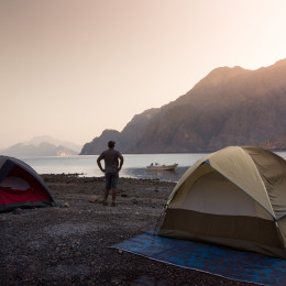 Best time to visit Oman - travel to the coastal regions