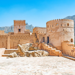 Things to do in Oman- Nakhal Fort