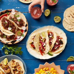 Feast in Mexico