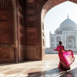 Enchanting Travels India Tours Agra Taj Mahal (2)