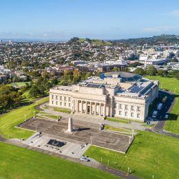 Enchanting Travels New Zealand tours Auckland war memorial