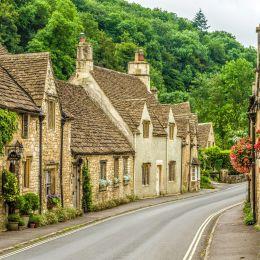 Enchanting Travels UK & Ireland Tours Village of Castle Combe